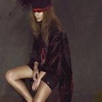 Fur Bun - photo fashion