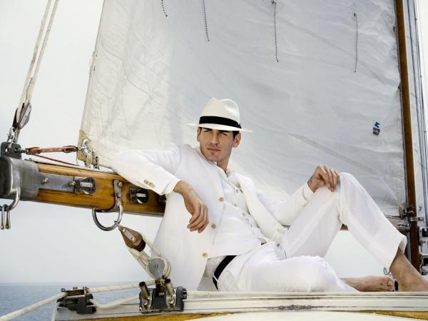 Borsalino fashion sailboat 2