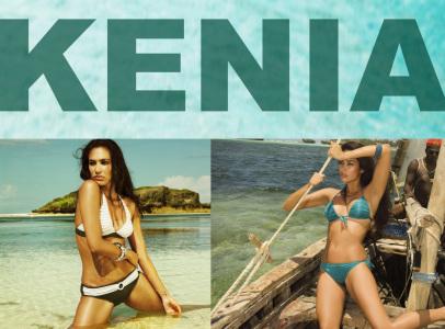 Kenia Beachwear