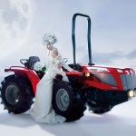 Carraro Trattori - photo fashion